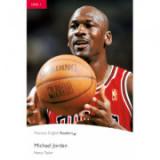 Level 1: Michael Jordan Book and CD Pack - Nancy Taylor