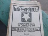 Colectie de reviste,Luceafarul 1911.Director O.Goga.48 numere.