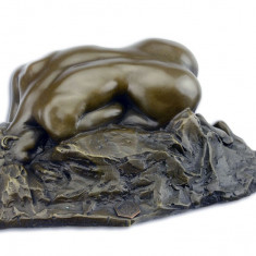 Nud - statueta din bronz BE57