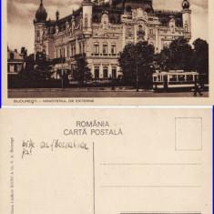 Bucuresti - Ministerul de externe - tramvai