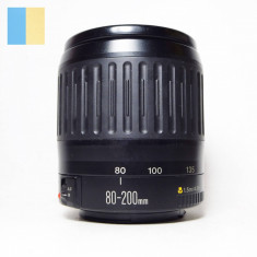 Obiectiv Canon Zoom Lens EF 80-200mm f/4.5-5.6 montura Canon EF [PR]