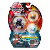 Set Bakugan Battle Planet Starter Darkus Turtonium, 20108790
