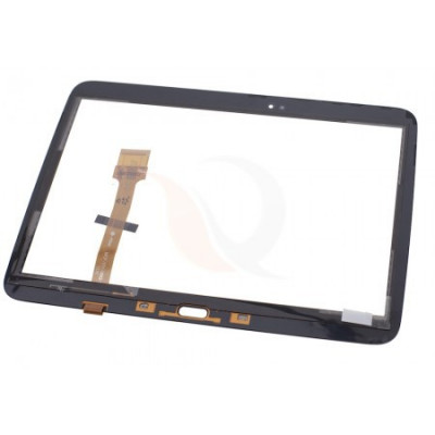 Touchscreen, samsung galaxy tab 3 10.1 p5200, black foto