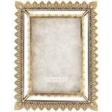 Rama foto de masa polirasina auriu vintage 16 cm x 21 cm, Clayre & Eef
