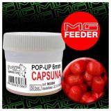 Pop-Up feeder cilindric MG Carp, 6mm (Aroma: Krill)