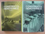 RADU PRISCU - CONSTRUCTII HIDROTEHNICE -  2 volume - 1974