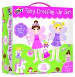 Fairy Friends: Set de creatie Zane magnetice, Galt