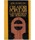 Creatori populari contemporani din Romania