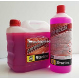 Antigel concentrat STARLINE G13 Rosu / Roz 1 L S NA G13-1