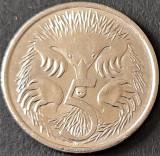 Moneda 5 CENTI - AUSTRALIA, anul 2013 *cod 656, Australia si Oceania