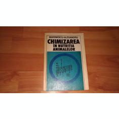 CHIMIZAREA IN NUTRITIA ANIMALELOR - MARINESCU ALEXANDRU