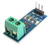 Modul Senzor curent cu efect hall ACS712 20A