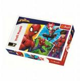 Puzzle Trefl Spider-Man si Miguel, 30 piese