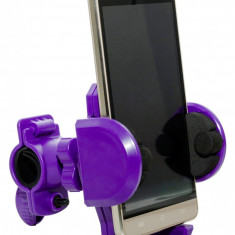 Suport Serioux SRXA-BKHLDRPRPL telefon, pentru bicicleta, mov