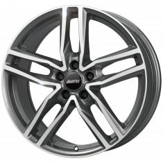 Jante AUDI S4 7.5J x 17 Inch 5X112 et38 - Alutec Ikenu Graphit Frontpoliert - pret / buc