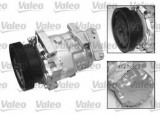 Compresor clima / aer conditionat DACIA LOGAN EXPRESS (FS) (2009 - 2016) VALEO 699914