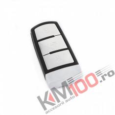 Carcasa cheie VW Passat - 3 butoane