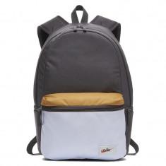 Ghiozdan rucsac Nike Heritage gri 43 cm BA4990082
