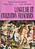 Langue, Vie et Civilisation Francaises DOBRESCU, REPETEANU etc. 1977