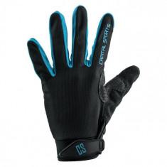 Cumpara ieftin Capital Sports NiceTouch BL Sport mănuși de formare L piele plasă albastre