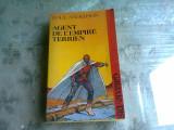AGENT DE L'EMPIRE TERRIEN - POUL ANDERSON (CARTE IN LIMBA FRANCEZA)