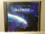 Vangelis - Reprise (Best Of) - (1999/Warner) - CD ORIGINAL/stare : ca Nou