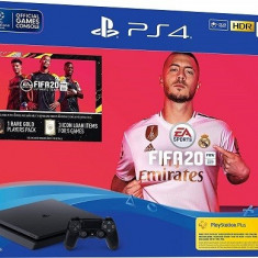 Consola Playstation 4 SLIM 500 GB + FIFA 20