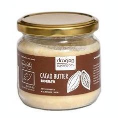 Unt de Cacao Raw Criollo Bio Dragon Superfoods 100gr Cod: 3800225476942