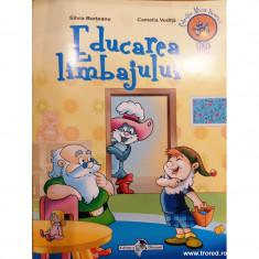 Educarea limbajului. Grupa mare