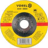 Disc slefuit metale 125 x 6.8 x 22 mm Vorel 08665