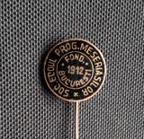 Insigna per regalista - Societatea Ecoul progresului meseriasilor - Bucuresti