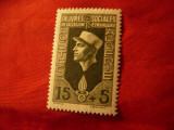 Serie Algeria colonie franceza 1950 pt Legiunea Straina ,1 valoare