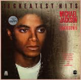 VINIL  Michael Jackson Plus The Jackson 5 – 18 Greatest Hits  - (EX) -