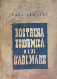Karl Kautski - Doctrina economica a lui Karl Marx (editura PCR 1947)