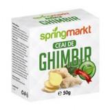 Ceai de Ghimbir 50 grame Springmarkt Cod: SPRM.00022