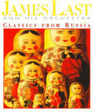 CD James Last And His Orchestra ‎– Classics From Russia, original