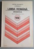 Limba romana Gramatica Manual pentru clasa a VII-a - Ion Popescu 1994, Clasa 7