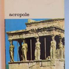ACROPOLE_ ALBERT THIBAUDET -Buc. 1986