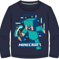 Bluza Minecraft ORIGINAL Steve Diamond  5-12 ani + Bratara CADOU !!