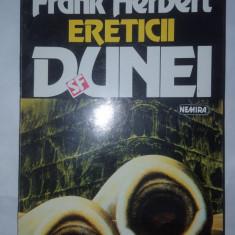 ERETICII DUNEI = 476PAGINI= FRANK HERBERT