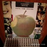 -Y-  ALEXANDRU ANDRIES - POFTA VINE MANCIND   DISC VINIL LP