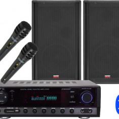Sistem Audio pentru Karaoke LTC6000 Bluetooth