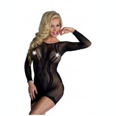 Rochie Mini Erotica, Model Ondulat