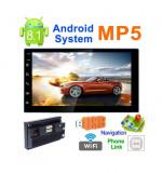 Navigatie auto cu Android, 7 inch, Bluetooth, Mp5 Auto