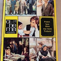 Revista Cinema nr 10 1975