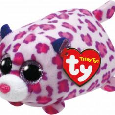 Jucarie de plus TY 10 cm Teeny TYS Leoparul Olivia