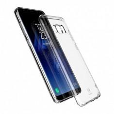 Carcasa protectie spate din gel TPU Baseus pentru Samsung Galaxy S8 G955