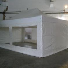 Pavilion pliabil 3 x 4.5 m profesional aluminiu, PC 620 gr ignifug