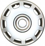 Set capace roti Vw Passat, pe 15 inch, culoare Silver, 15-302