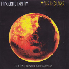 CD Electronic: Tangerine Dream - Mars Polaris ( 1999 )